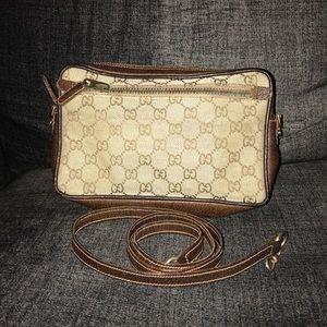 Gucci signature GG mini shoulder bag